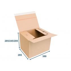 copy of Greitai surenkama kartoninė dėžė siuntoms,...